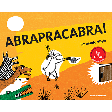Abrapracabra!  - Grupo Brinque-Book