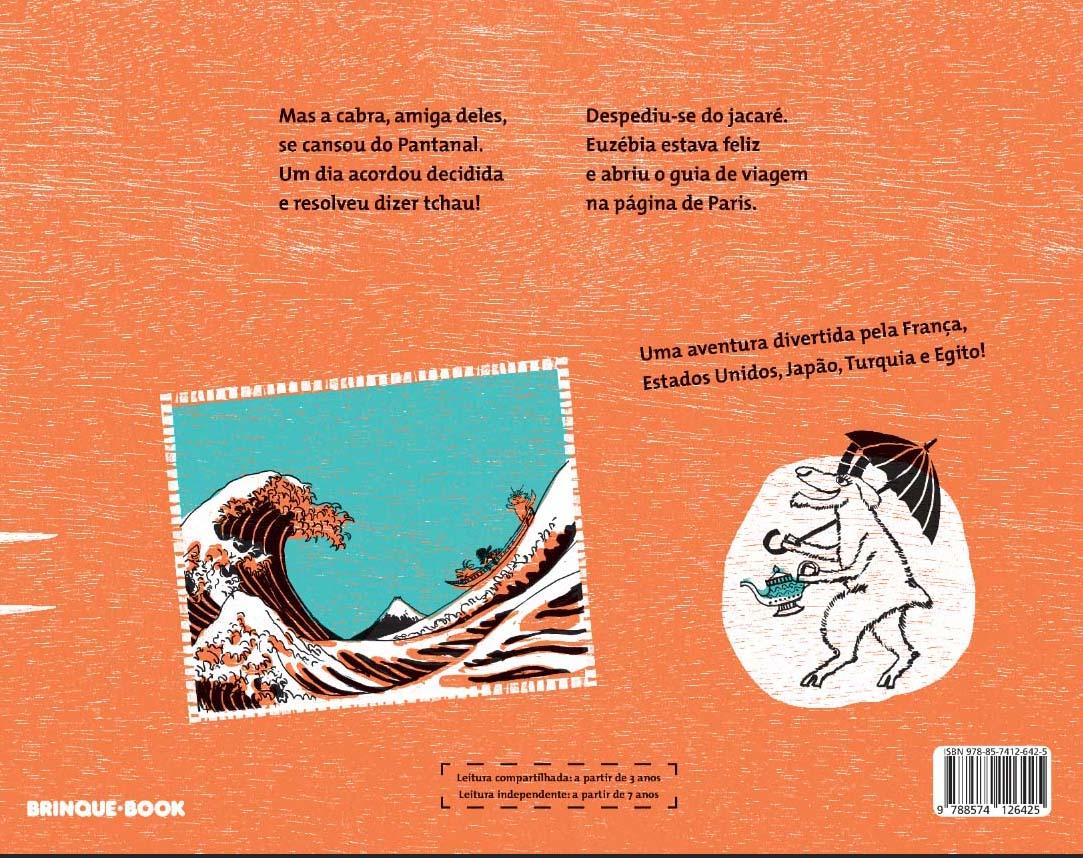 Abrapracabra no mundo  - Grupo Brinque-Book