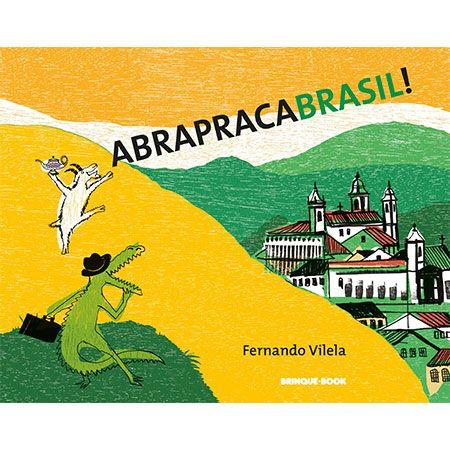 Abrapracabrasil!  - Grupo Brinque-Book