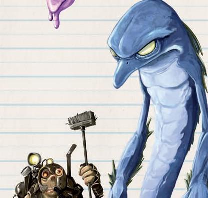 Alienologia  - Grupo Brinque-Book