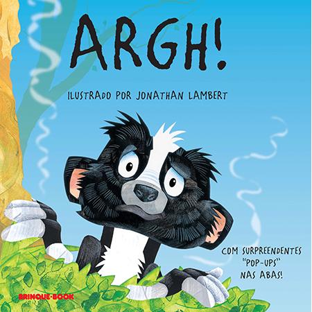 Argh!  - Grupo Brinque-Book