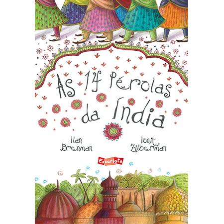 As 14 Pérolas da Índia  - Brinque-Book