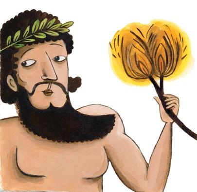 As 14 Pérolas da Mitologia Grega  - Grupo Brinque-Book
