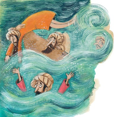 As 14 Pérolas da Sabedoria Sufi  - Grupo Brinque-Book