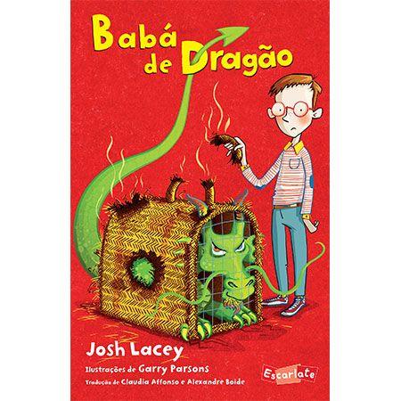 Babá de Dragão  - Grupo Brinque-Book