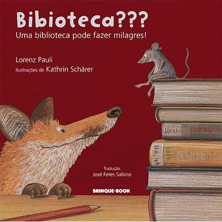 Bibioteca???  - Brinque-Book