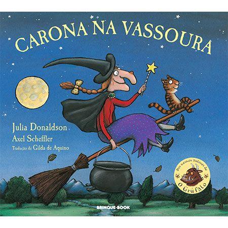 Carona na Vassoura  - Grupo Brinque-Book