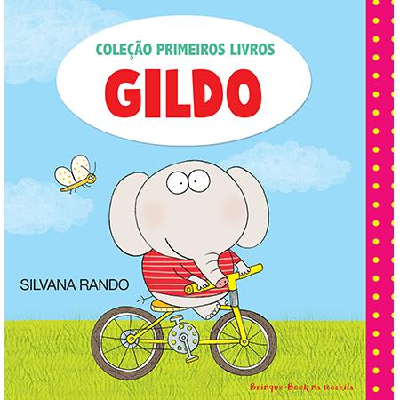 Coleção Primeiros Livros Gildo  - Grupo Brinque-Book