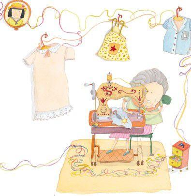 Colo de avó  - Grupo Brinque-Book
