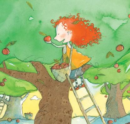 Conte uma História, Estela  - Grupo Brinque-Book