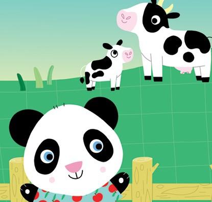 Daomi Adora a Fazenda  - Grupo Brinque-Book