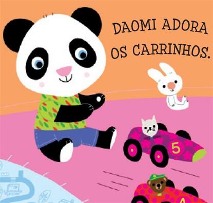 Daomi Adora Dirigir  - Grupo Brinque-Book