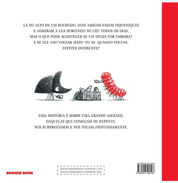 De repente  - Brinque-Book