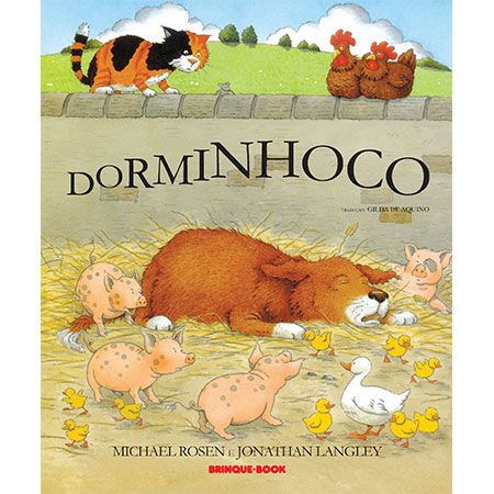 Dorminhoco  - Grupo Brinque-Book