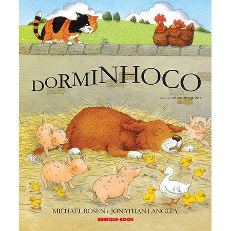 Dorminhoco  - Brinque-Book