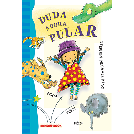 Duda Adora Pular  - Grupo Brinque-Book
