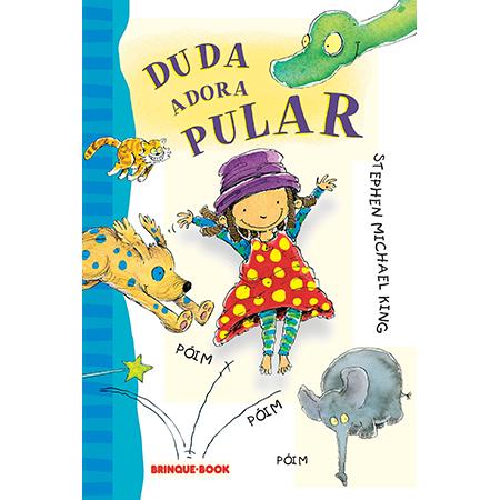 Duda Adora Pular  - Brinque-Book