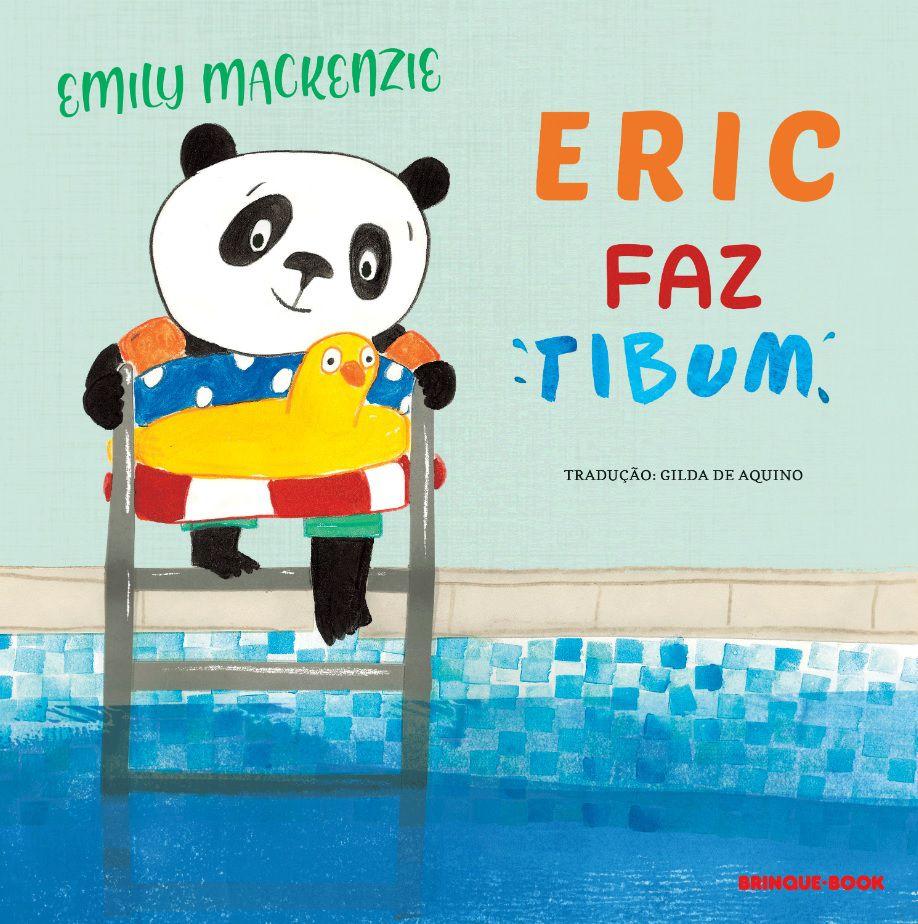 Eric faz tibum  - Grupo Brinque-Book