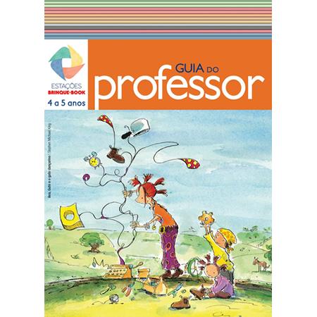 Estações Brinque-Book Kit 4/5 anos  - Grupo Brinque-Book