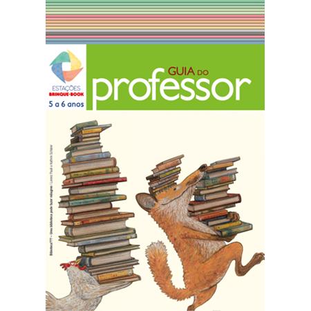Estações Brinque-Book – Kit 5/6 anos  - Grupo Brinque-Book