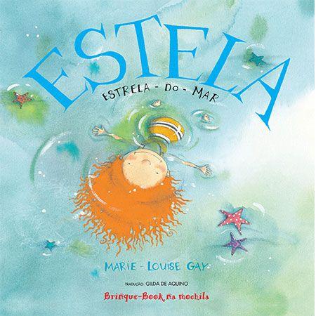 Estela, Estrela-do-Mar  - Grupo Brinque-Book