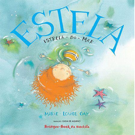 Estela, Estrela-do-Mar  - Brinque-Book
