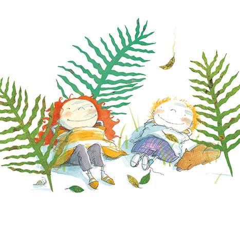 Estela, Fada da Floresta  - Grupo Brinque-Book
