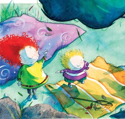 Estela, Princesa do Céu  - Grupo Brinque-Book