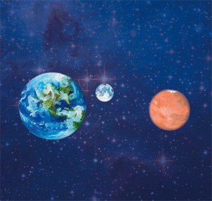 Estrelas e Planetas  - Grupo Brinque-Book