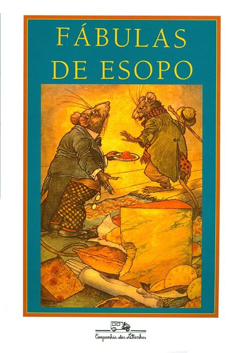 Fábulas de Esopo  - Grupo Brinque-Book