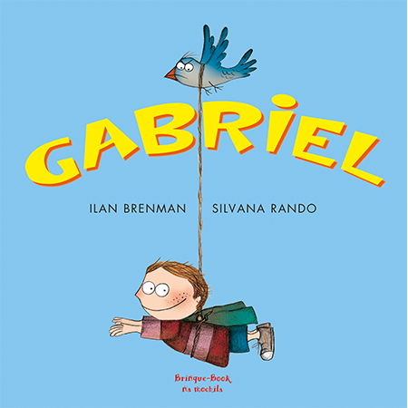 Gabriel  - Grupo Brinque-Book