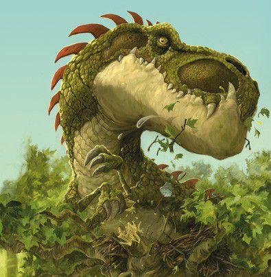 Gigantossauro  - Brinque-Book