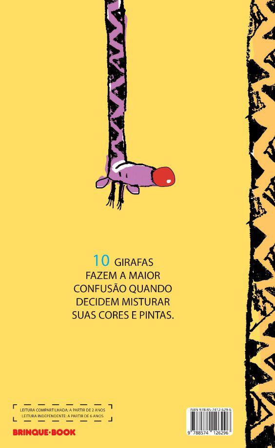 Girafas  - Grupo Brinque-Book
