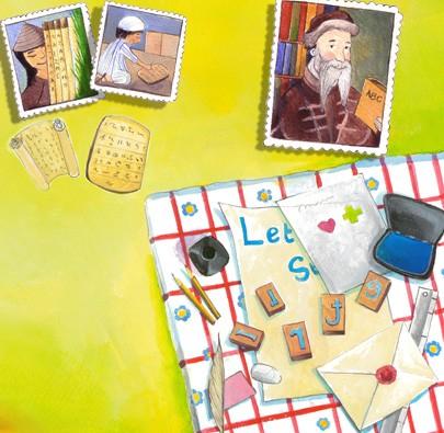 Grandes Invenções  - Grupo Brinque-Book
