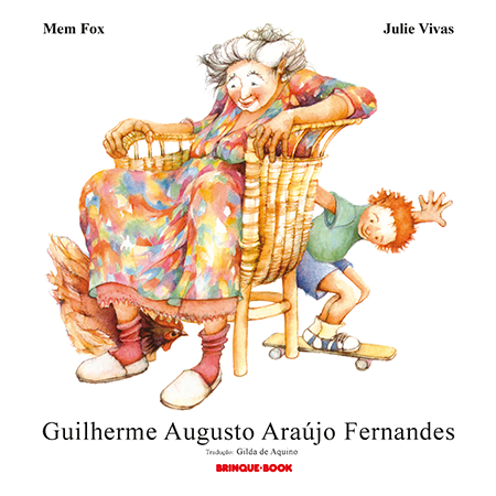 Guilherme Augusto Araújo Fernandes  - Grupo Brinque-Book