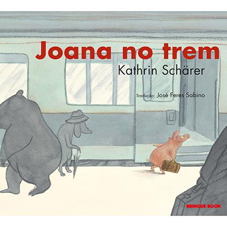 Joana no Trem  - Grupo Brinque-Book