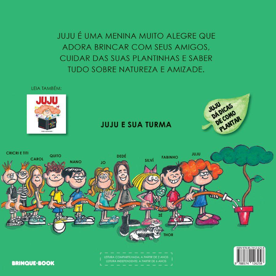 Juju e a árvore da amizade  - Grupo Brinque-Book