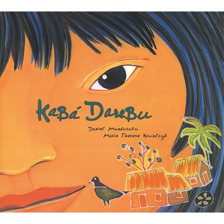 Kabá Darebu  - Grupo Brinque-Book
