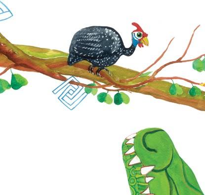 Krokô e Galinhola  - Grupo Brinque-Book