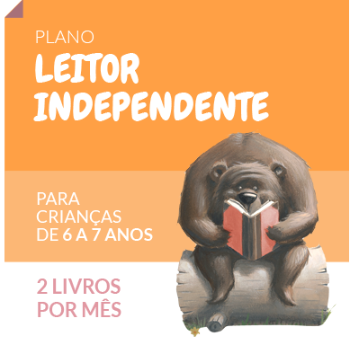 LEITOR INDEPENDENTE (Contínuo)  - Grupo Brinque-Book
