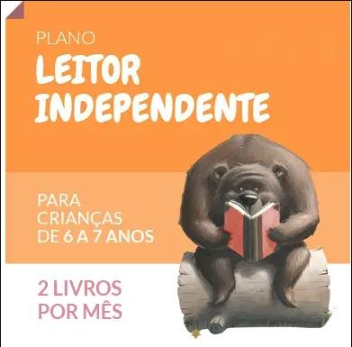 LEITOR INDEPENDENTE (Semestral)  - Grupo Brinque-Book