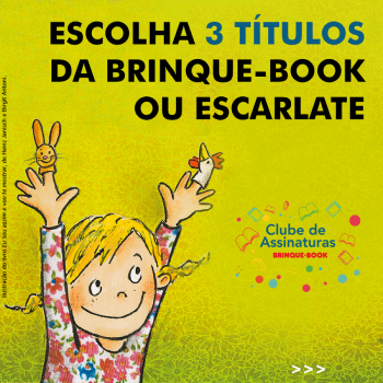LEITOR INICIANTE (Contínuo)  - Grupo Brinque-Book