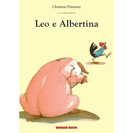 Leo e Albertina  - Grupo Brinque-Book