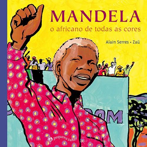 Mandela  - Grupo Brinque-Book