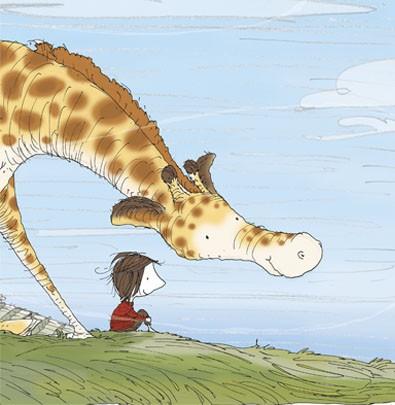 Meu pai é uma girafa  - Grupo Brinque-Book