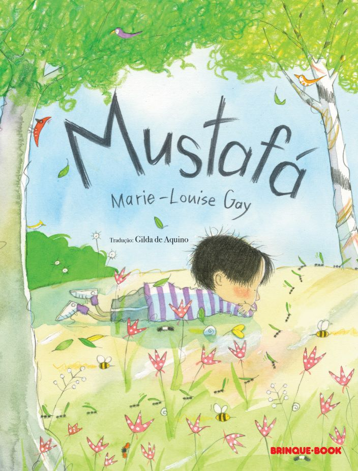 Mustafá  - Grupo Brinque-Book