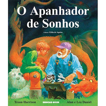 O Apanhador de Sonhos  - Grupo Brinque-Book