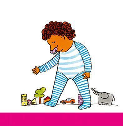 O balde das chupetas  - Grupo Brinque-Book