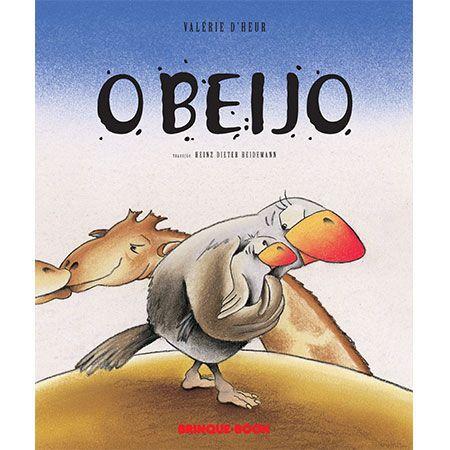 O Beijo  - Grupo Brinque-Book
