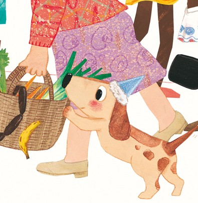 O Cachorro Perdido  - Grupo Brinque-Book